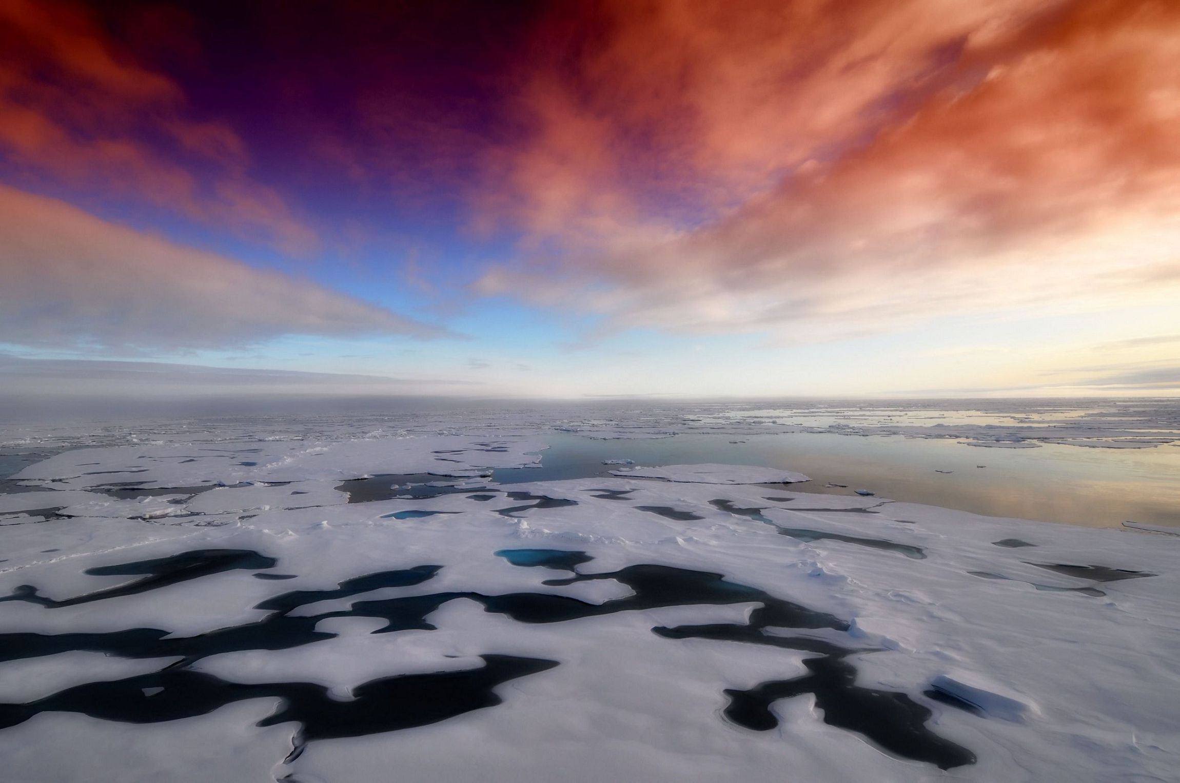 Picture Arctic Ice