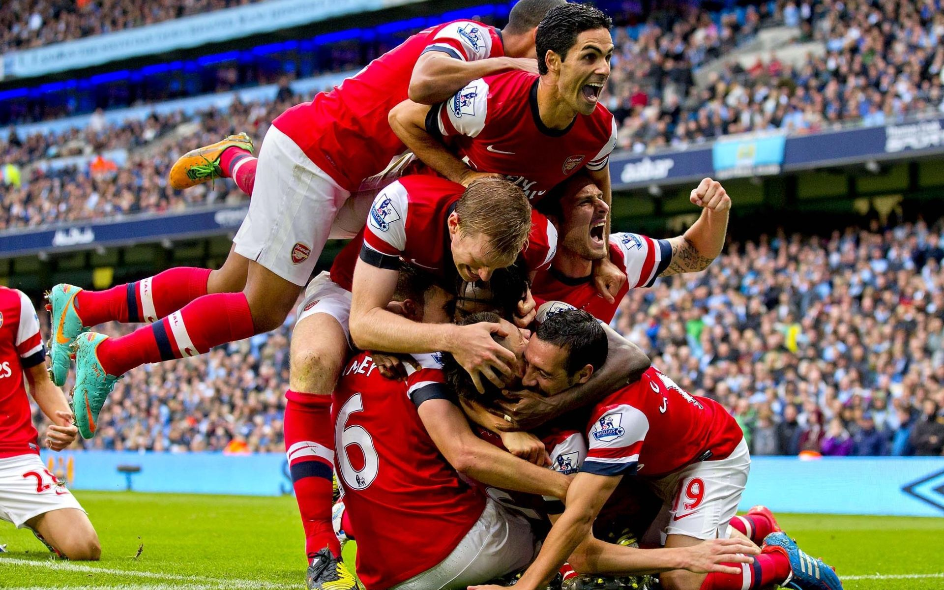 Picture Arsenal Fc