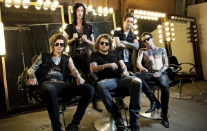 Picture Asking Alexandria