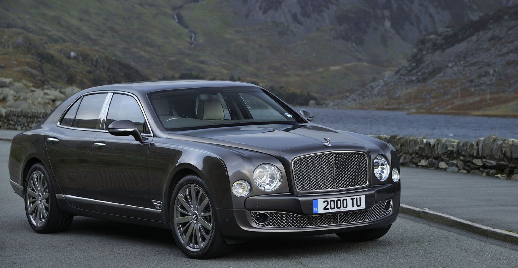 Picture Bentley Mulsanne