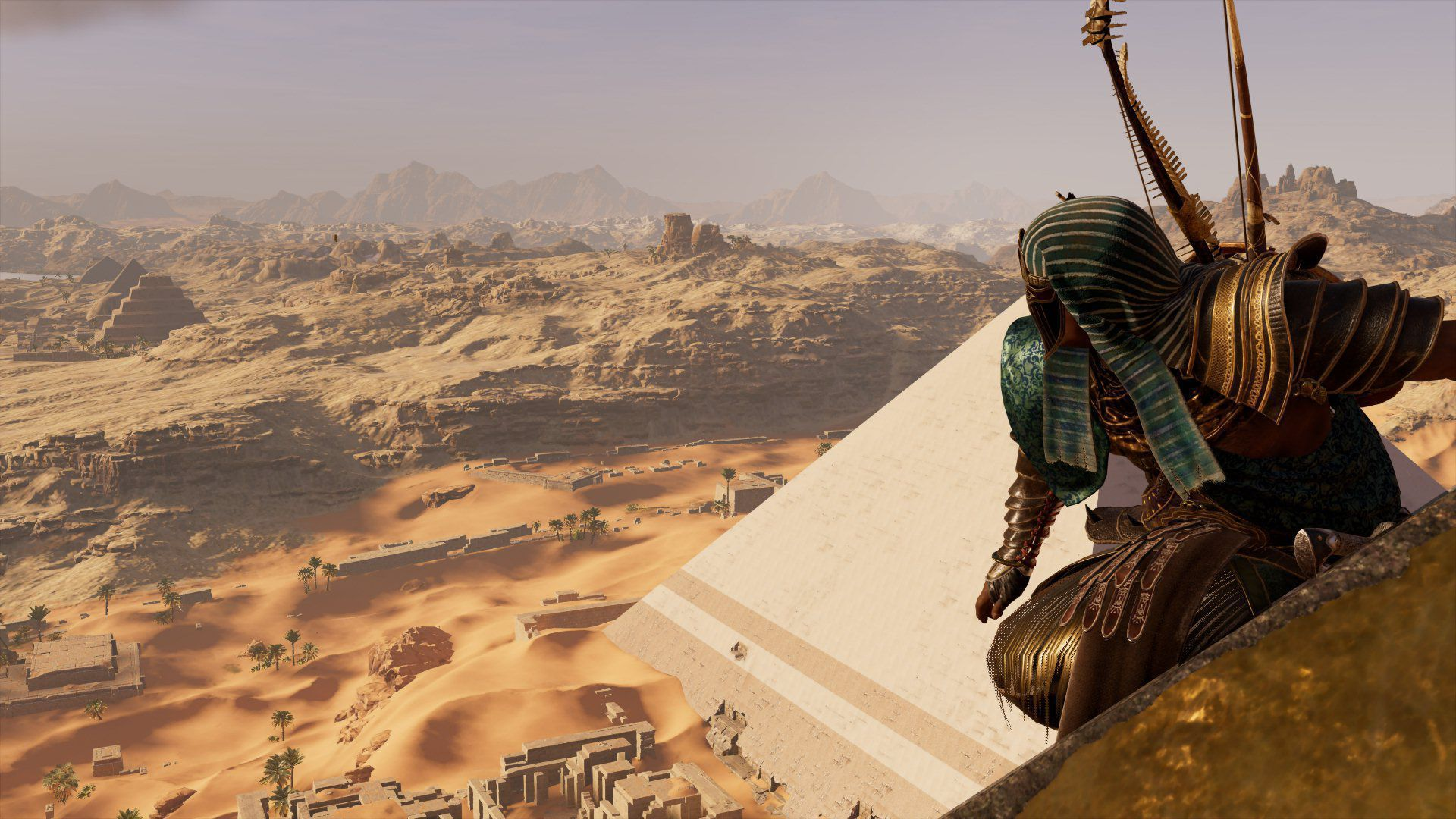 Wide Assassin's Creed Origins