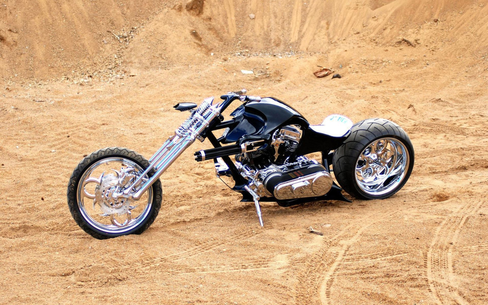 American Chopper Gallery