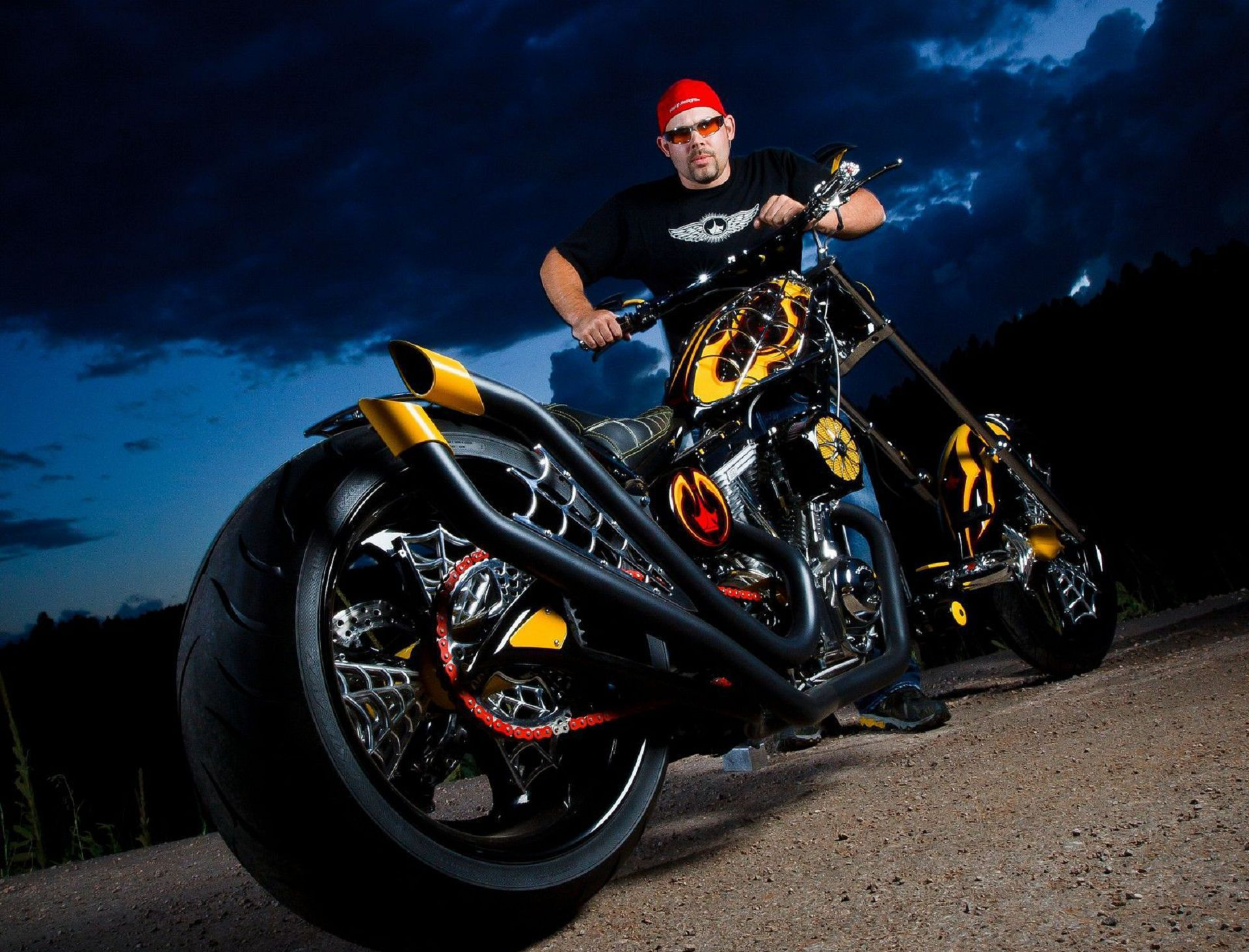 American Chopper Images