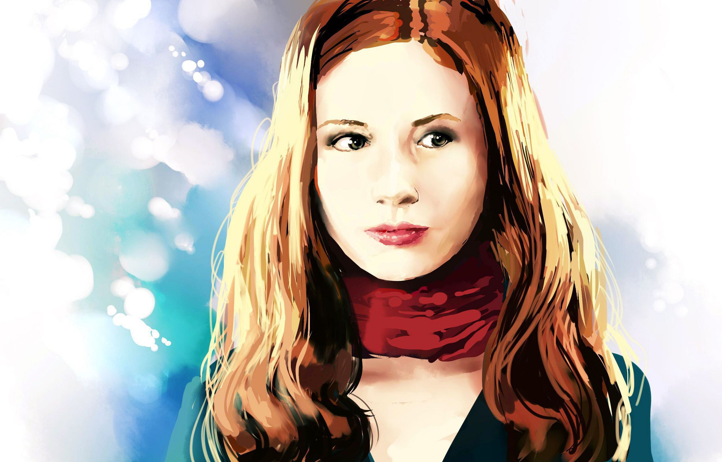 Amy Pond Beautiful