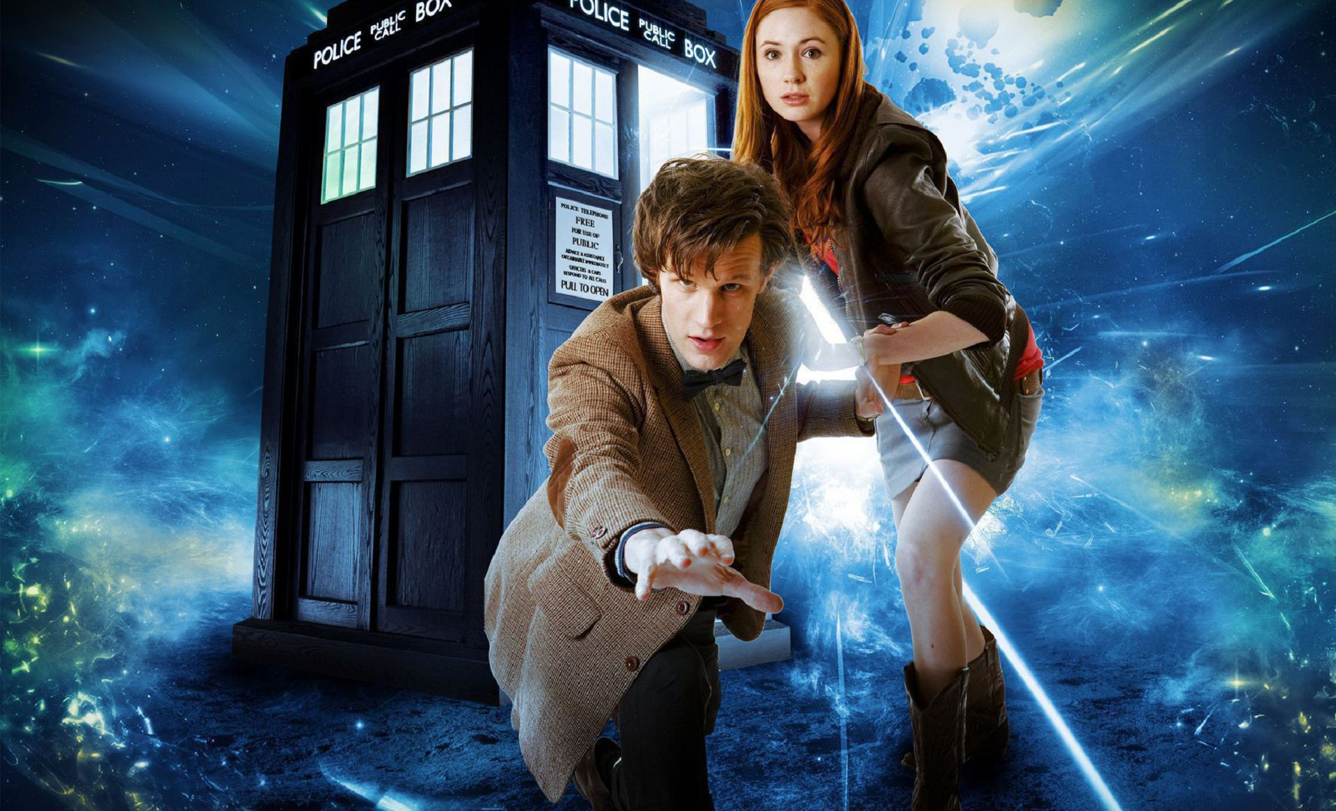 Amy Pond Wallpapers