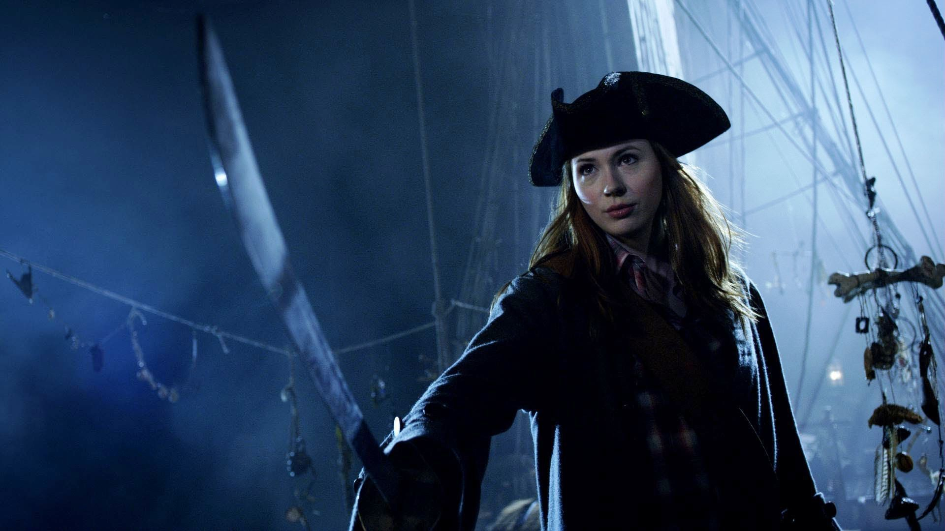 Amy Pond Widescreen