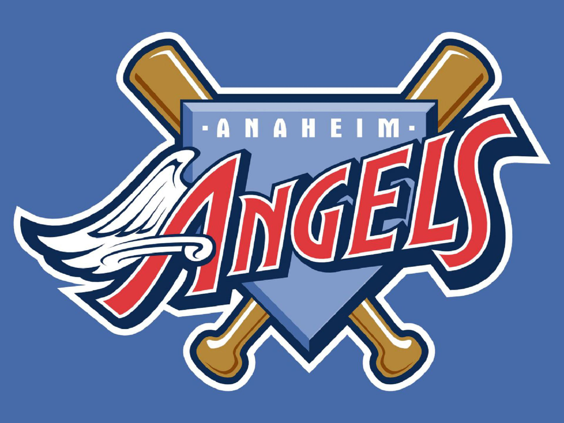 Anaheim Angels In High Resolution