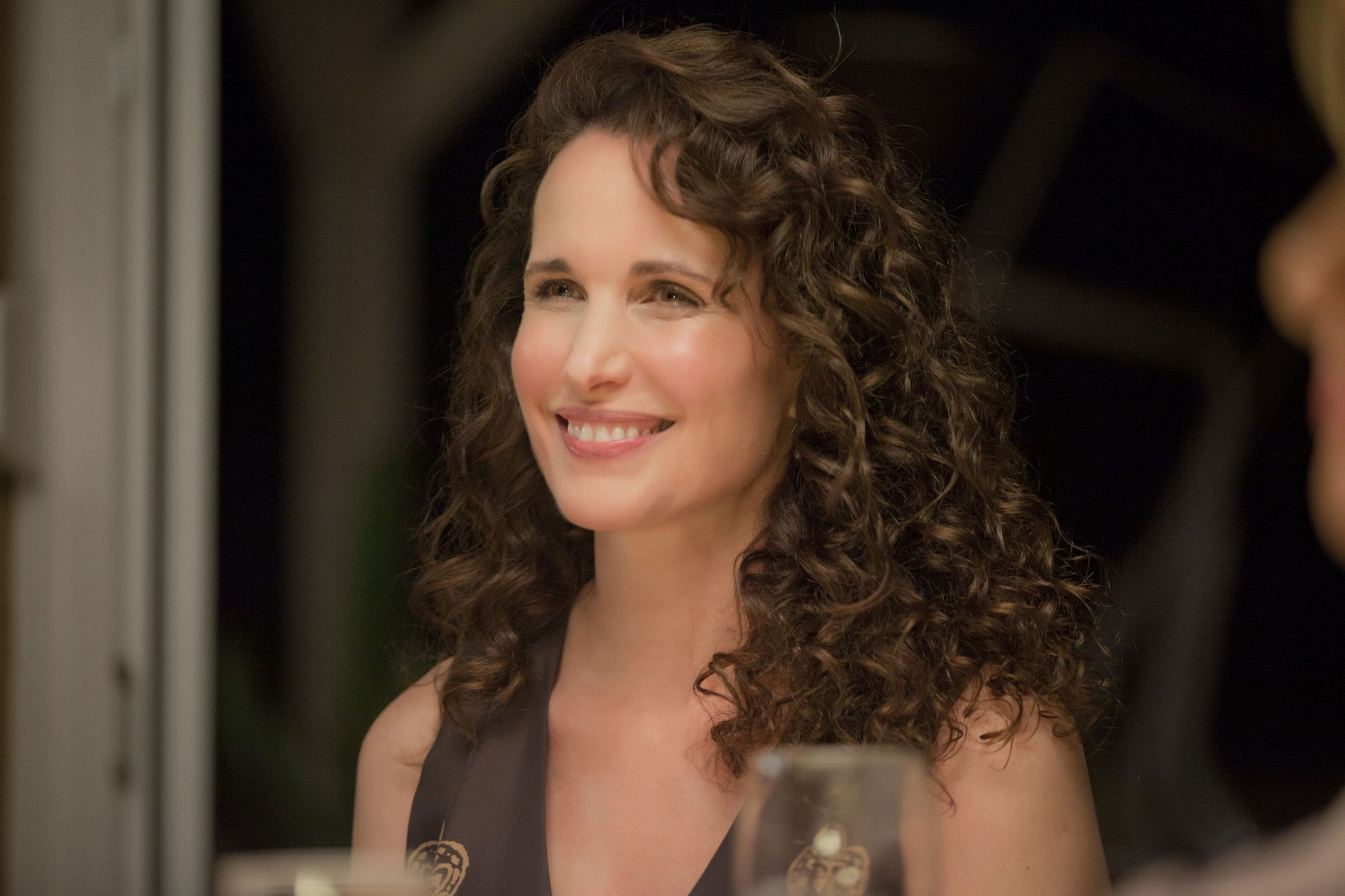 Andie Macdowell Background