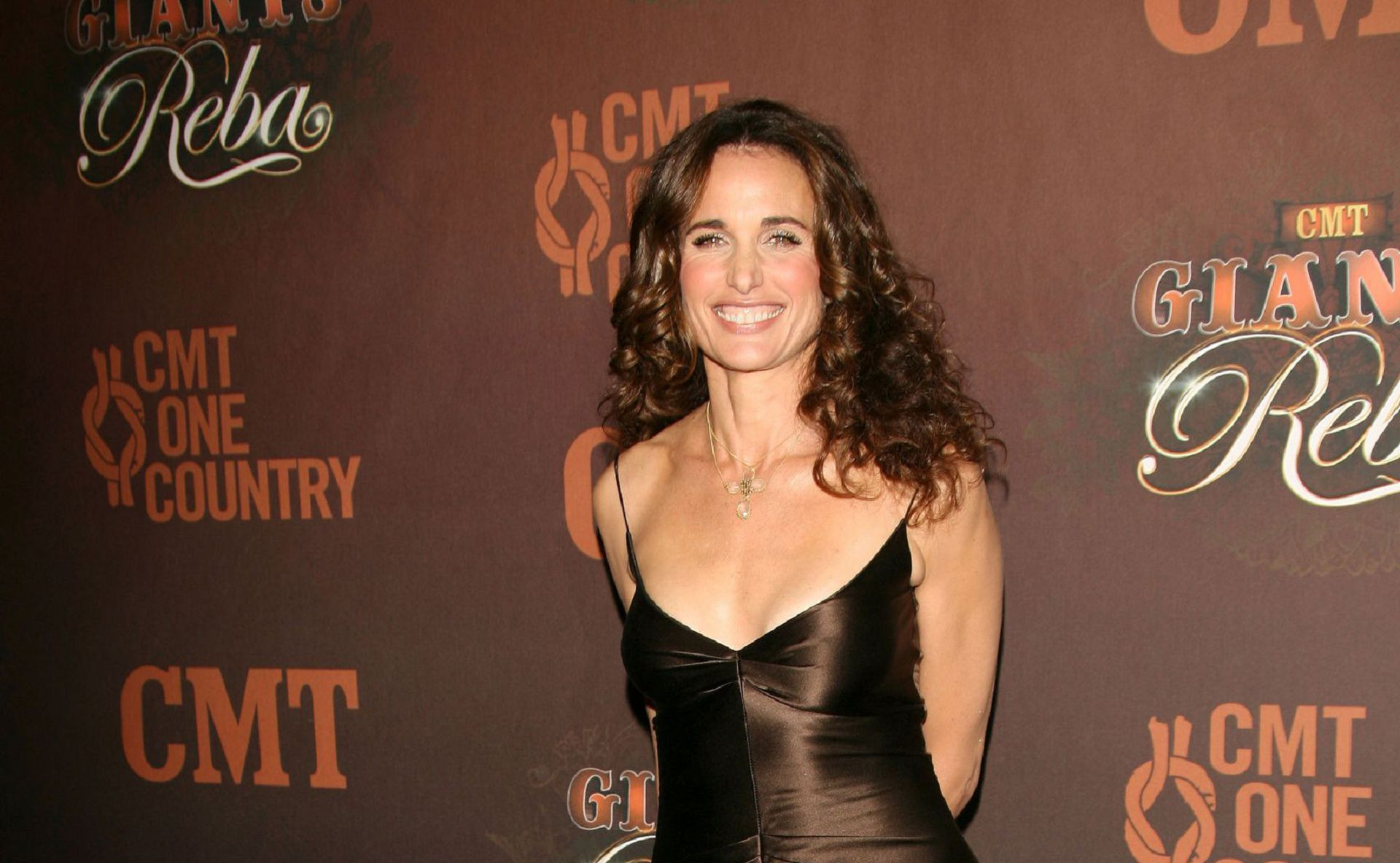 Andie Macdowell Beautiful