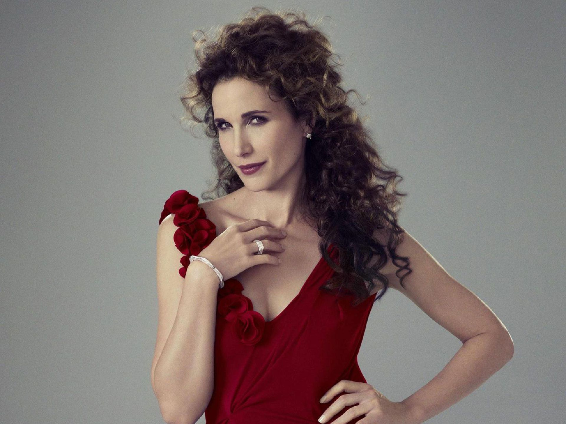 Andie Macdowell Wallpaper Pack