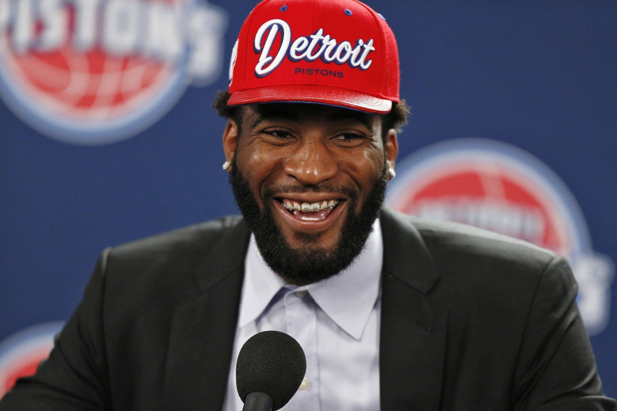Andre Drummond Photos