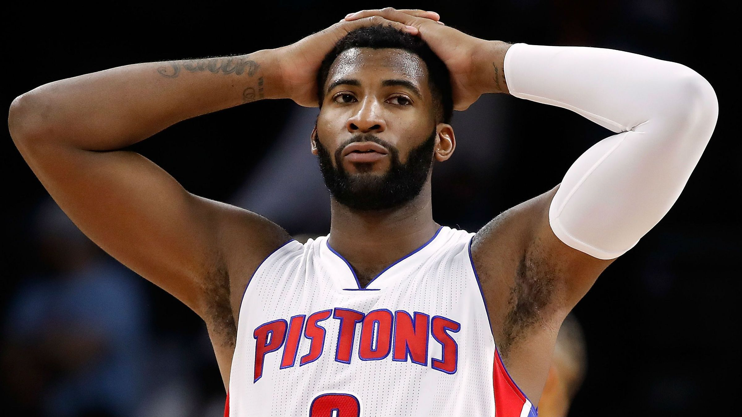 Andre Drummond Widescreen