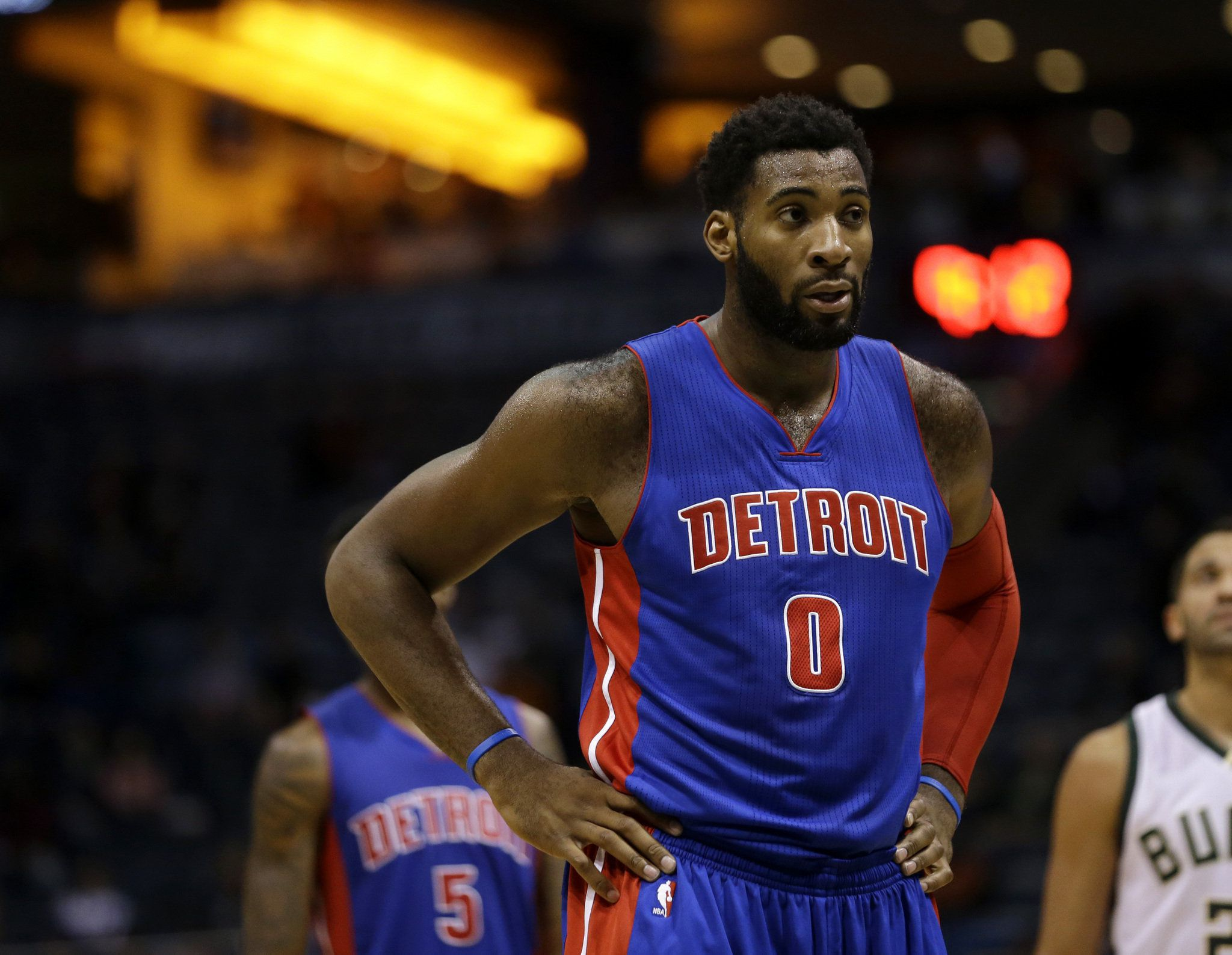Andre Drummond In High Resolution