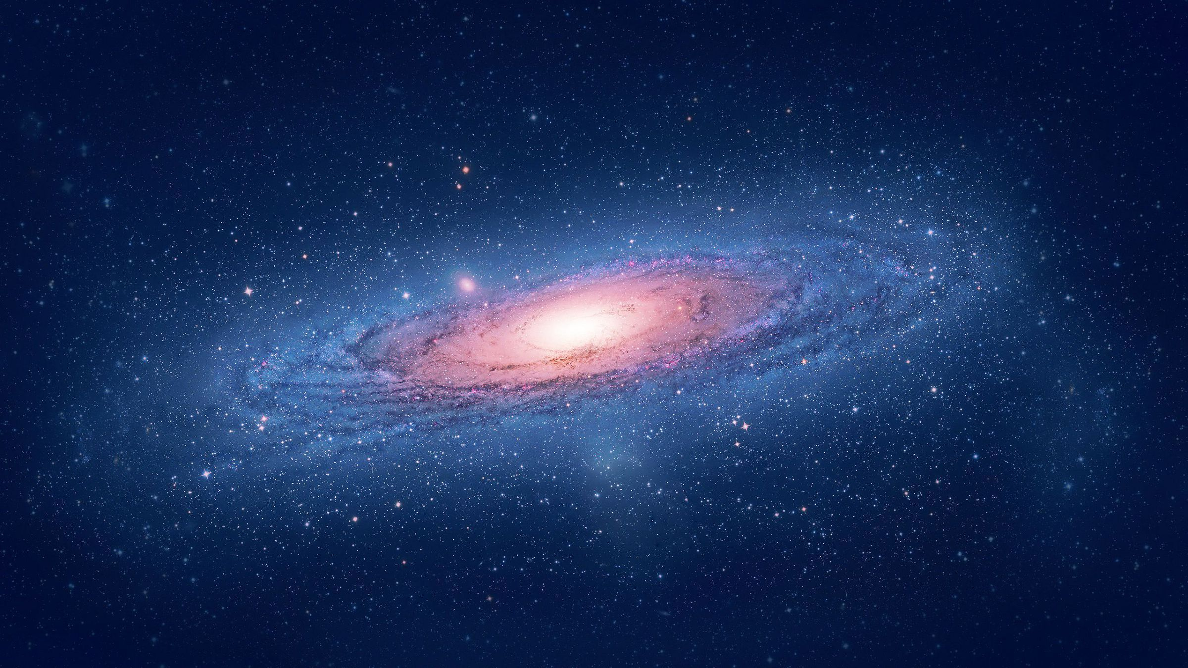 Andromeda Galaxy Pictures