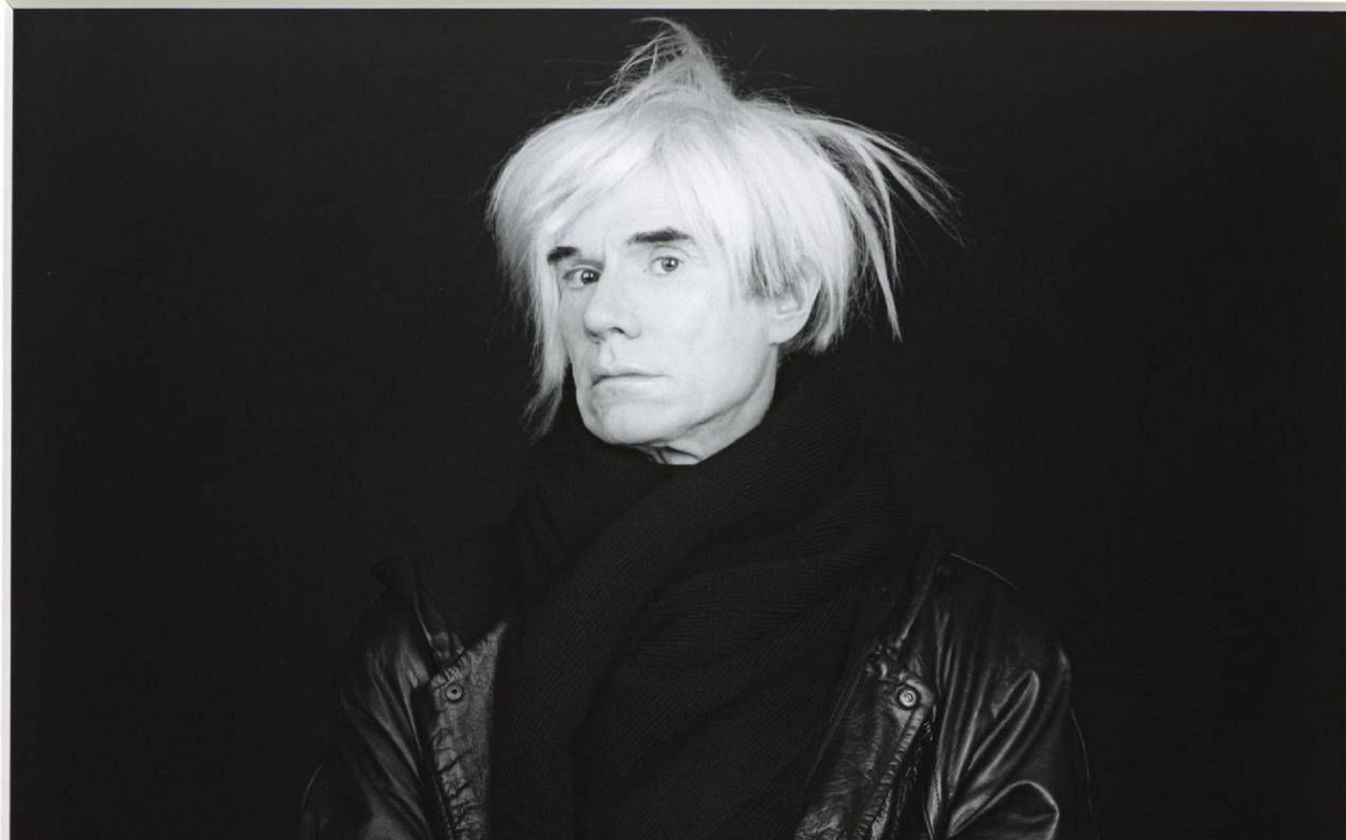 Andy Warhol In High Resolution