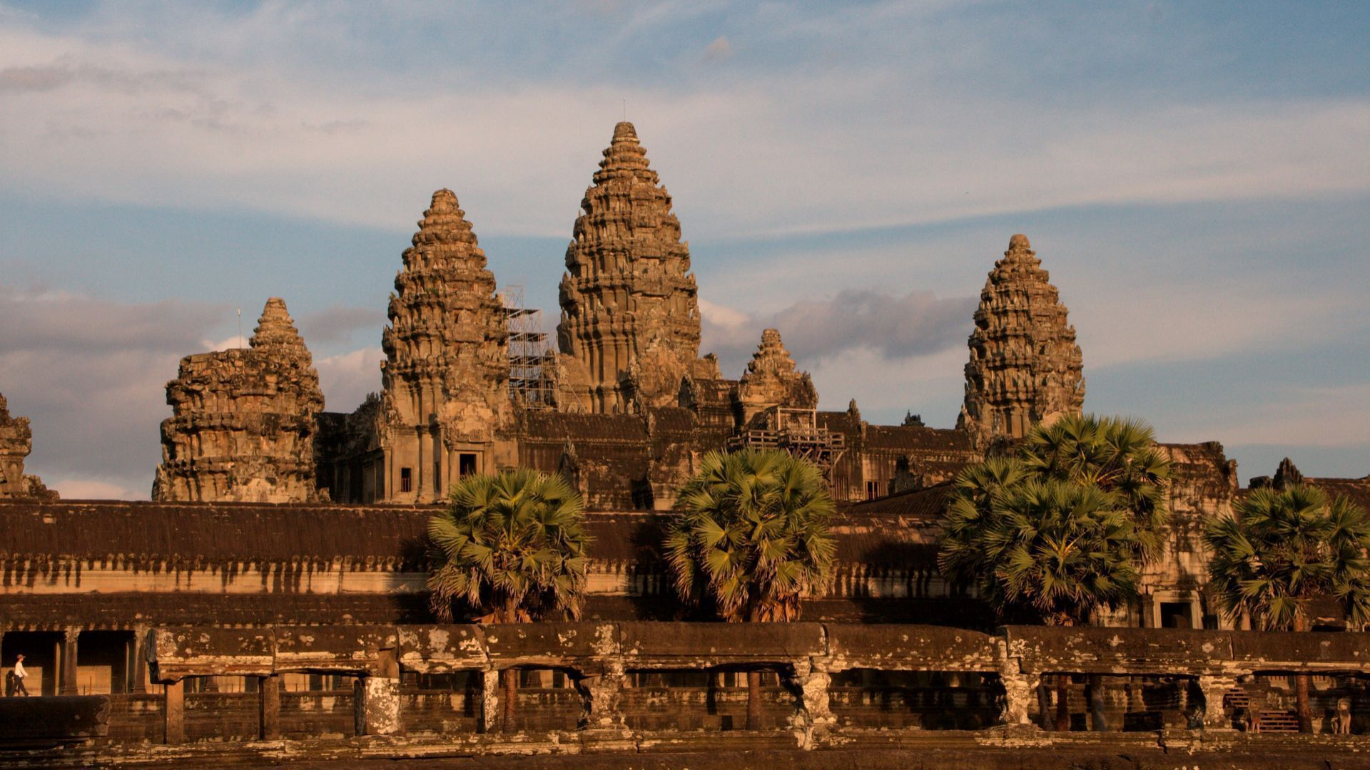 Angkor Wat Wallpaper