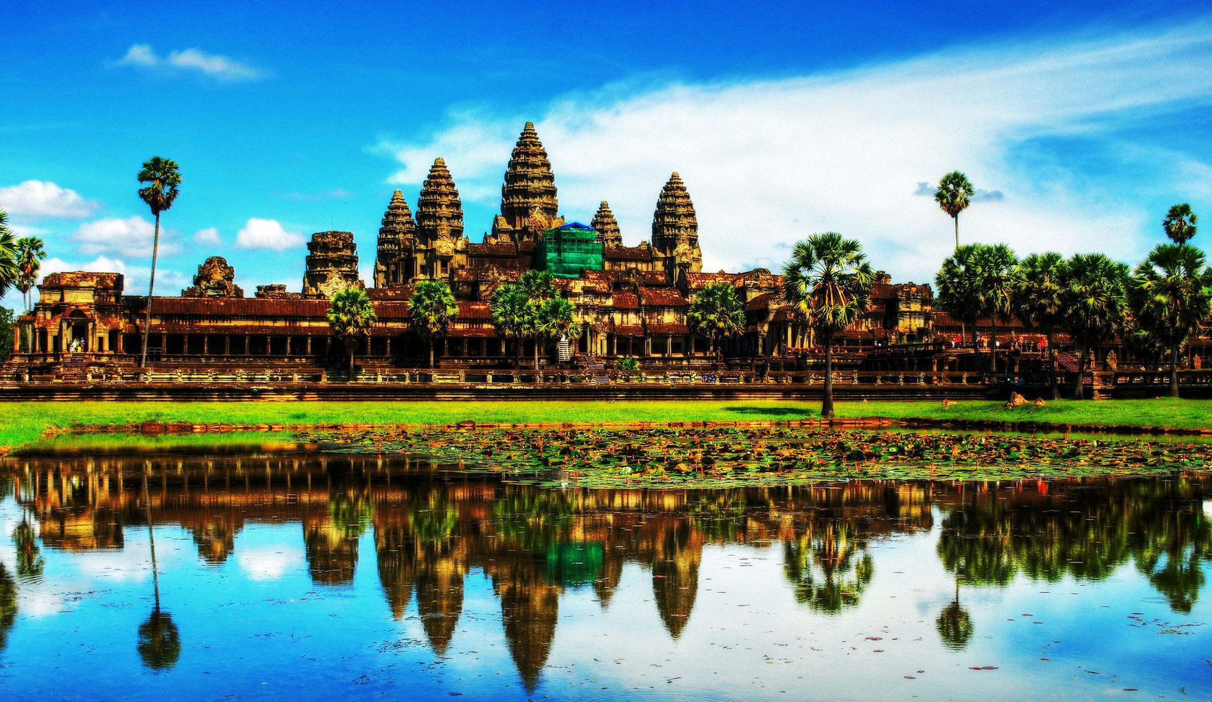 Angkor Wat Wallpapers HD