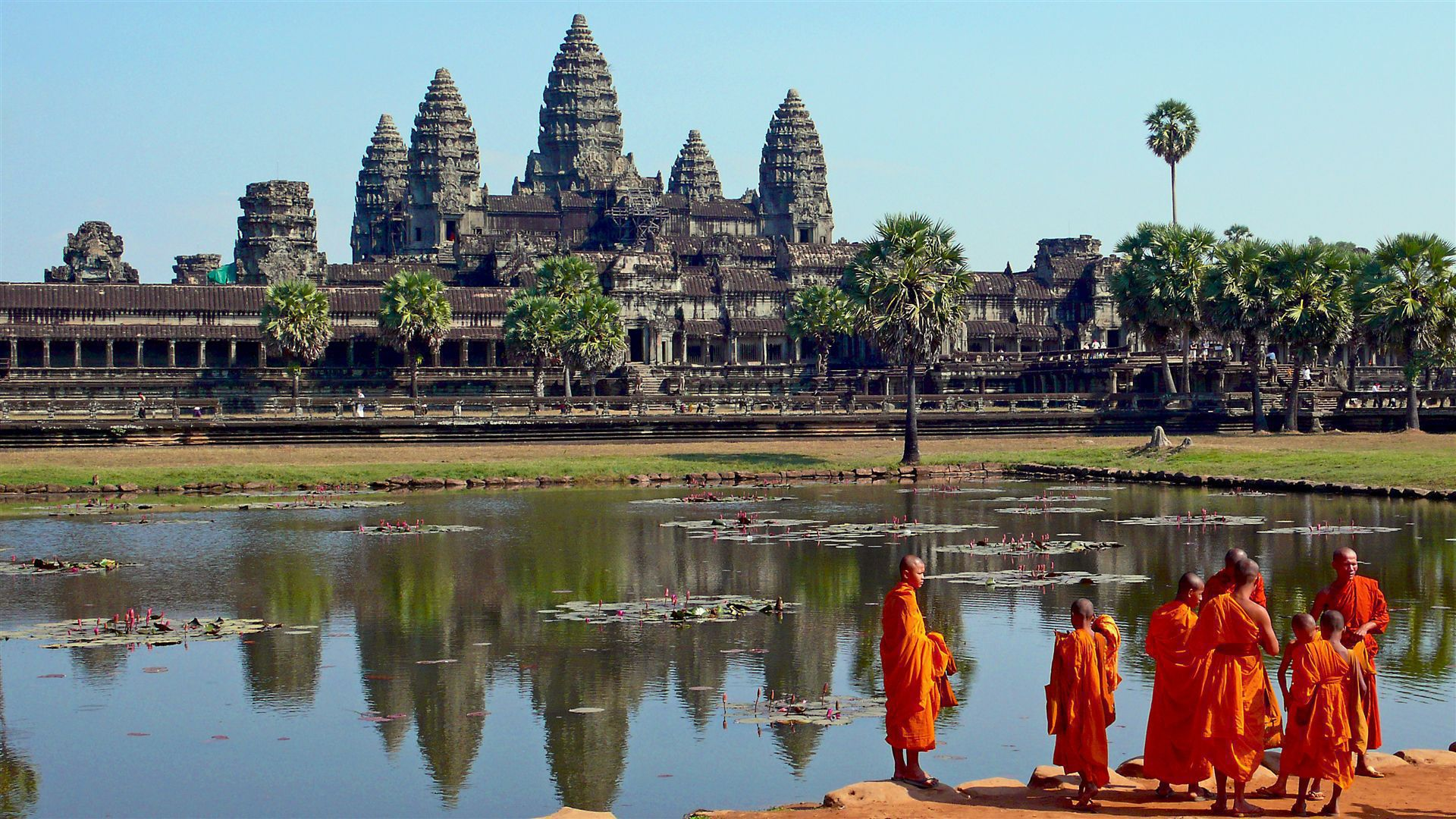 Angkor Wat Wallpapers