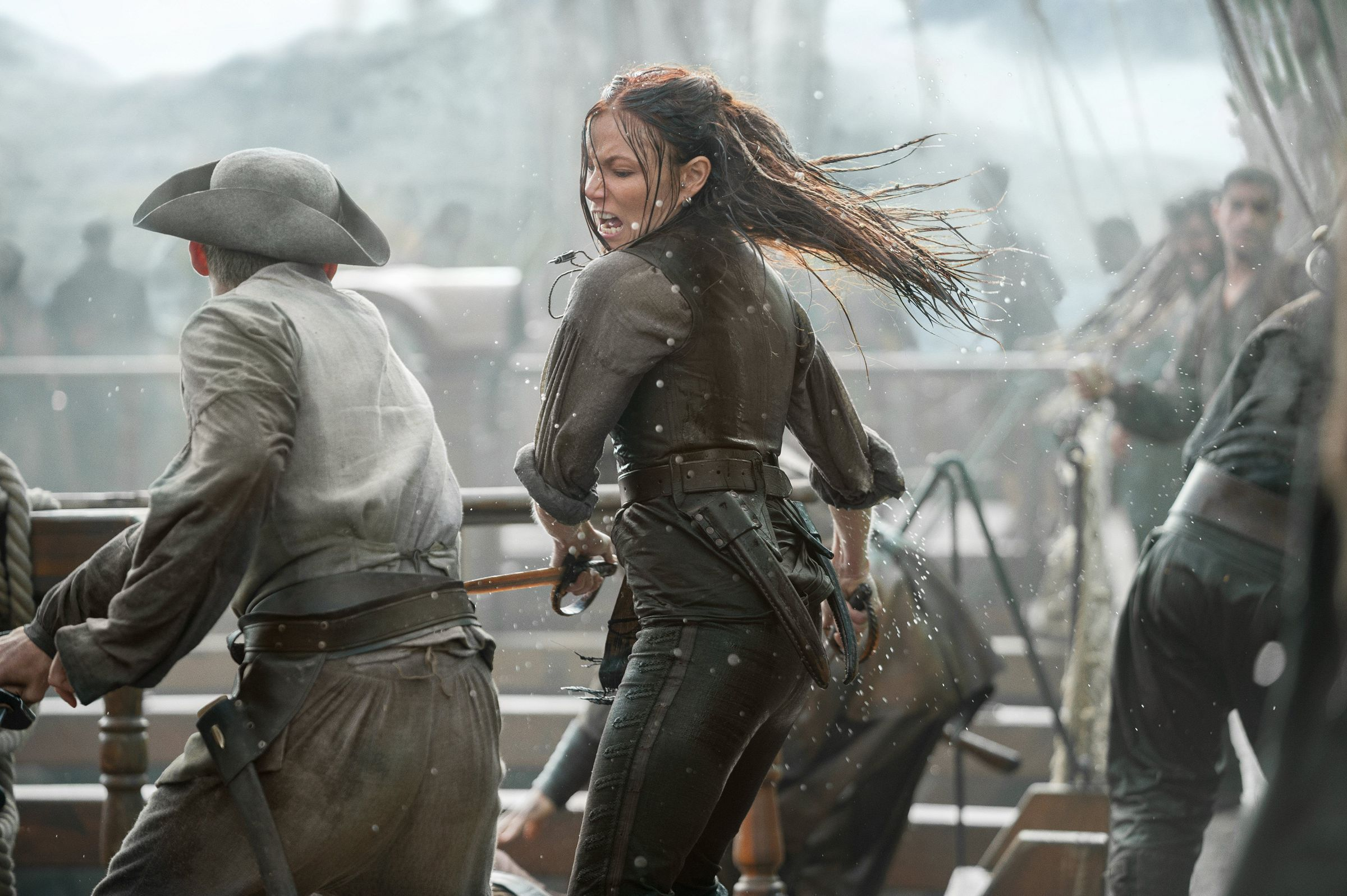 Anne Bonny Background