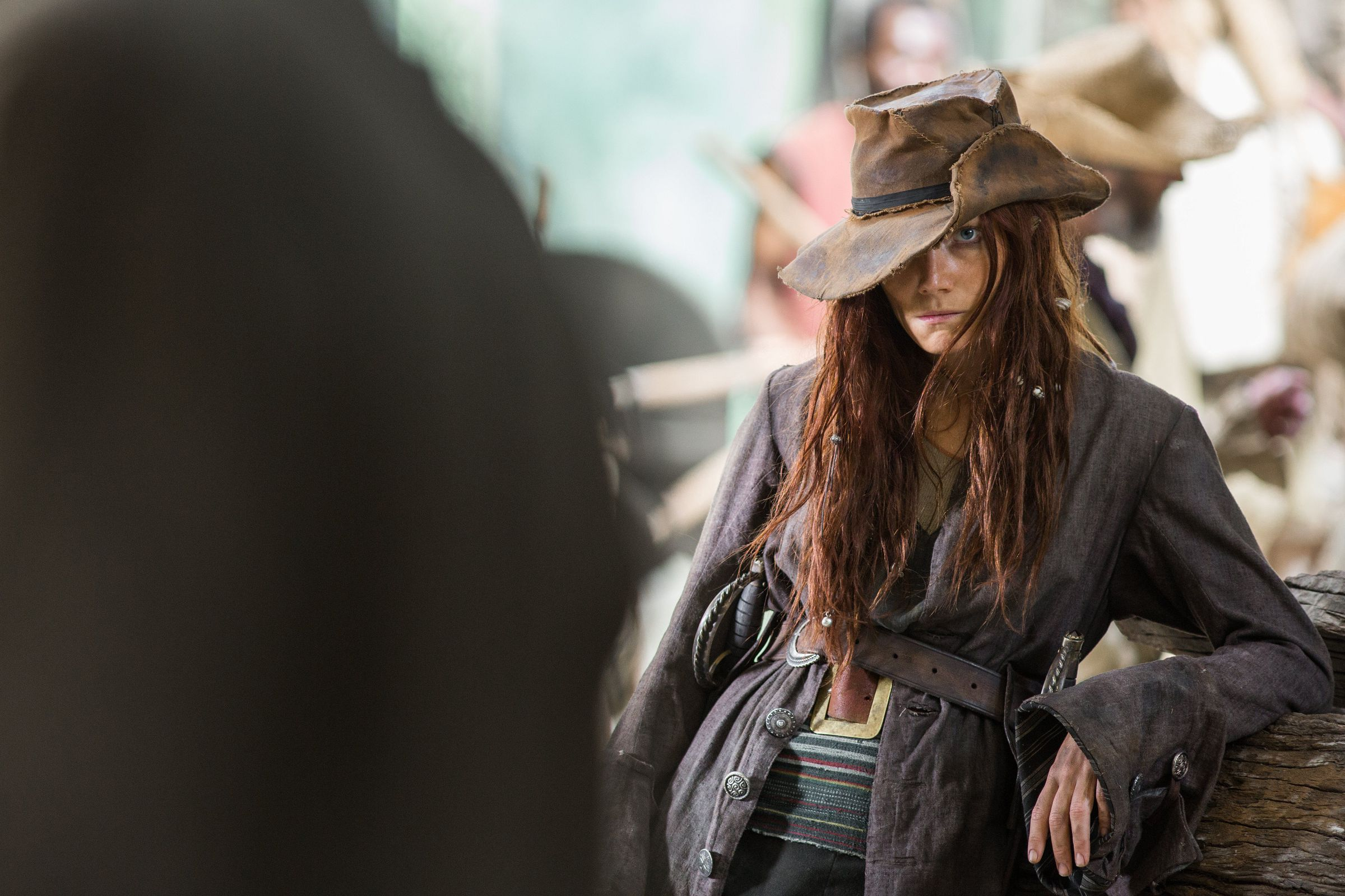 Anne Bonny Wallpaper
