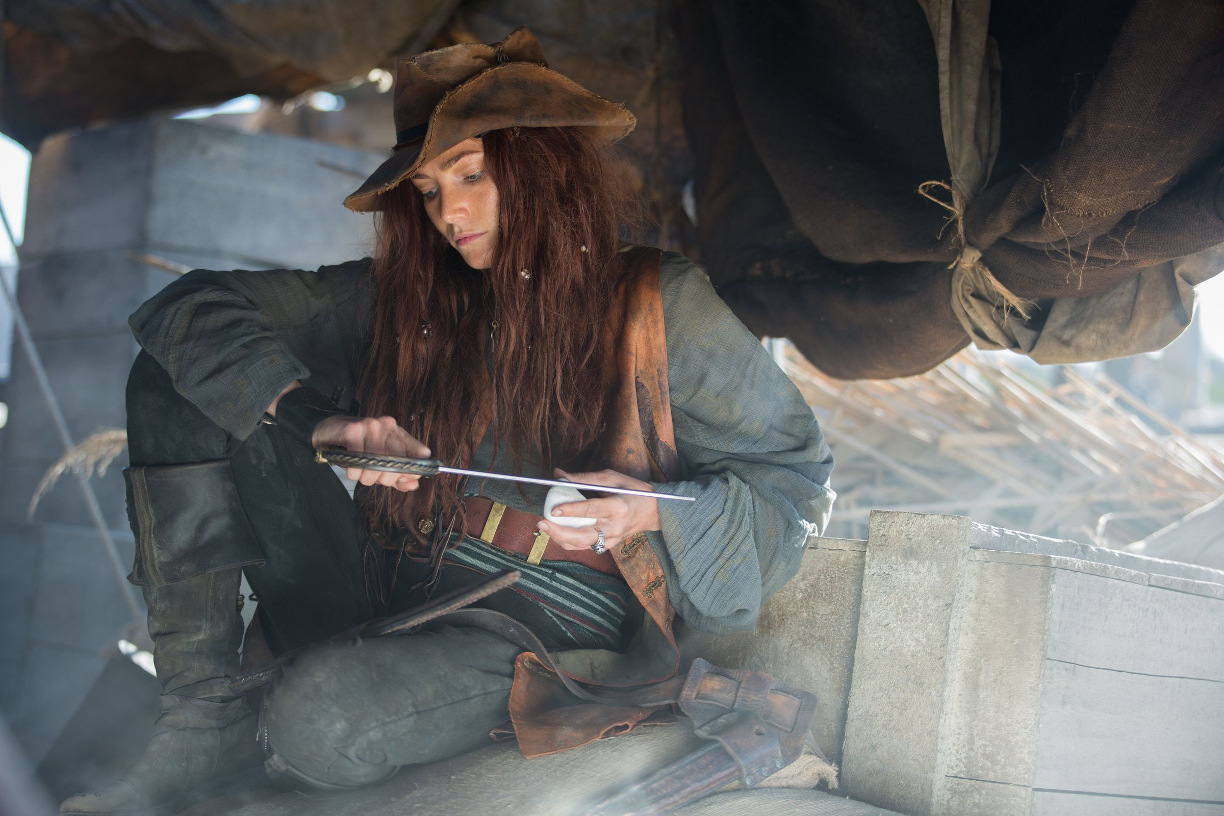 Anne Bonny Wallpapers HD
