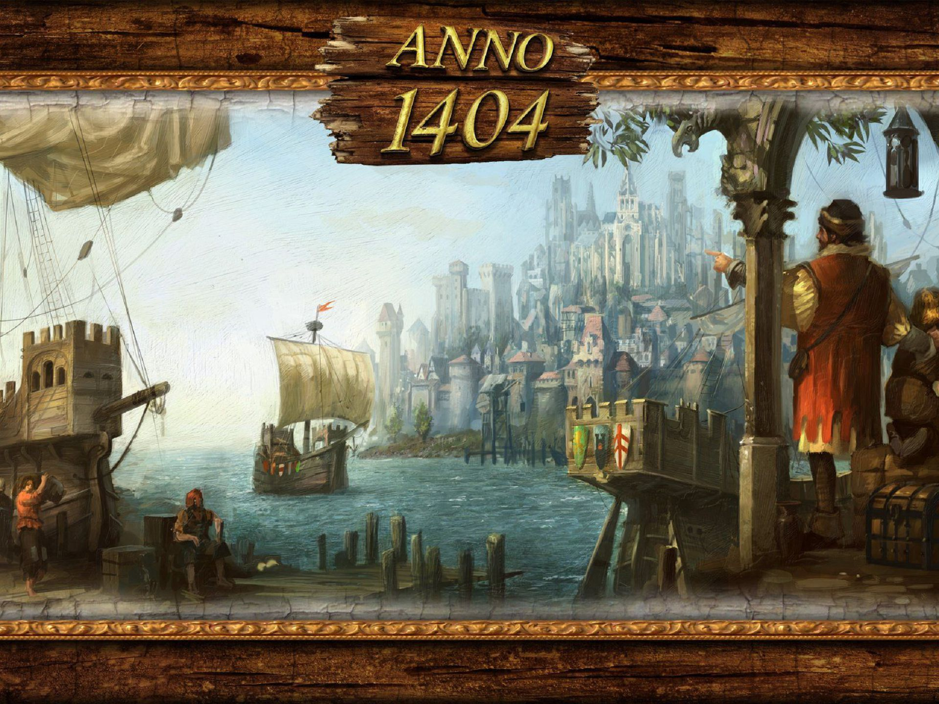 Anno 1404 Beautiful