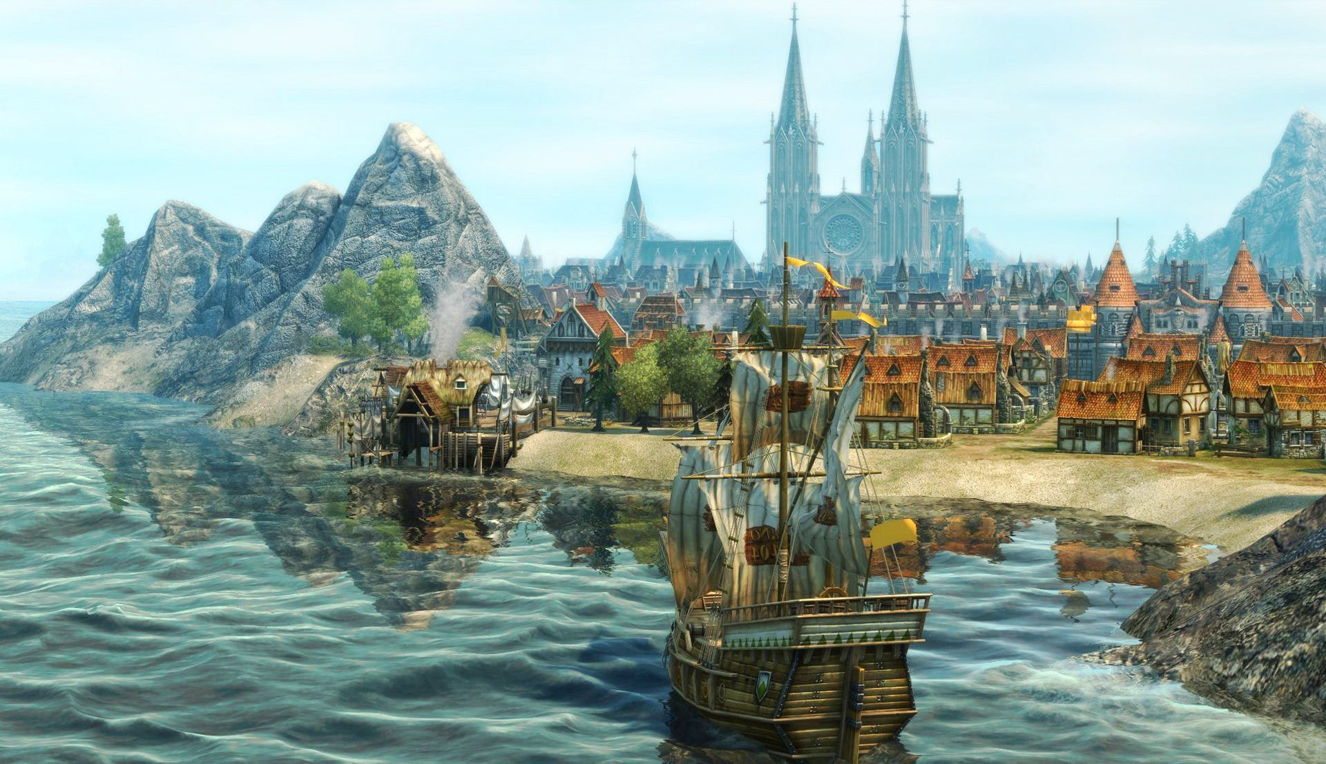 Anno 1404 Images