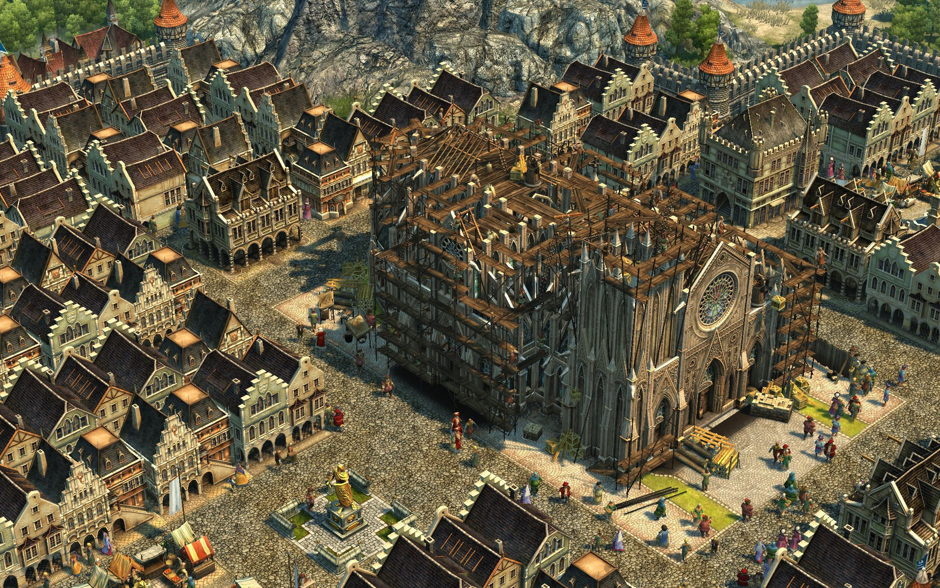Anno 1404 Photos