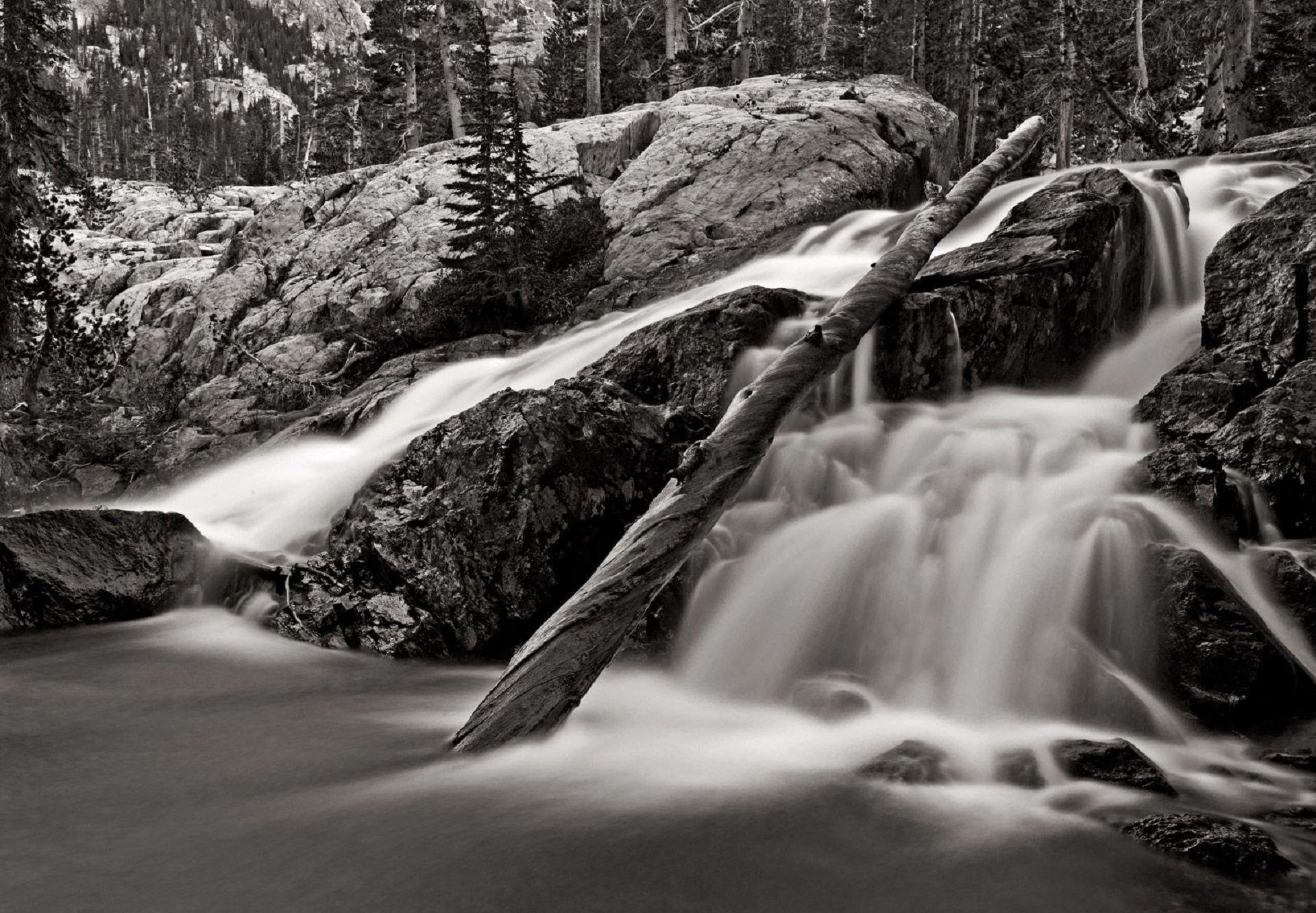 Ansel Adams In High Resolution