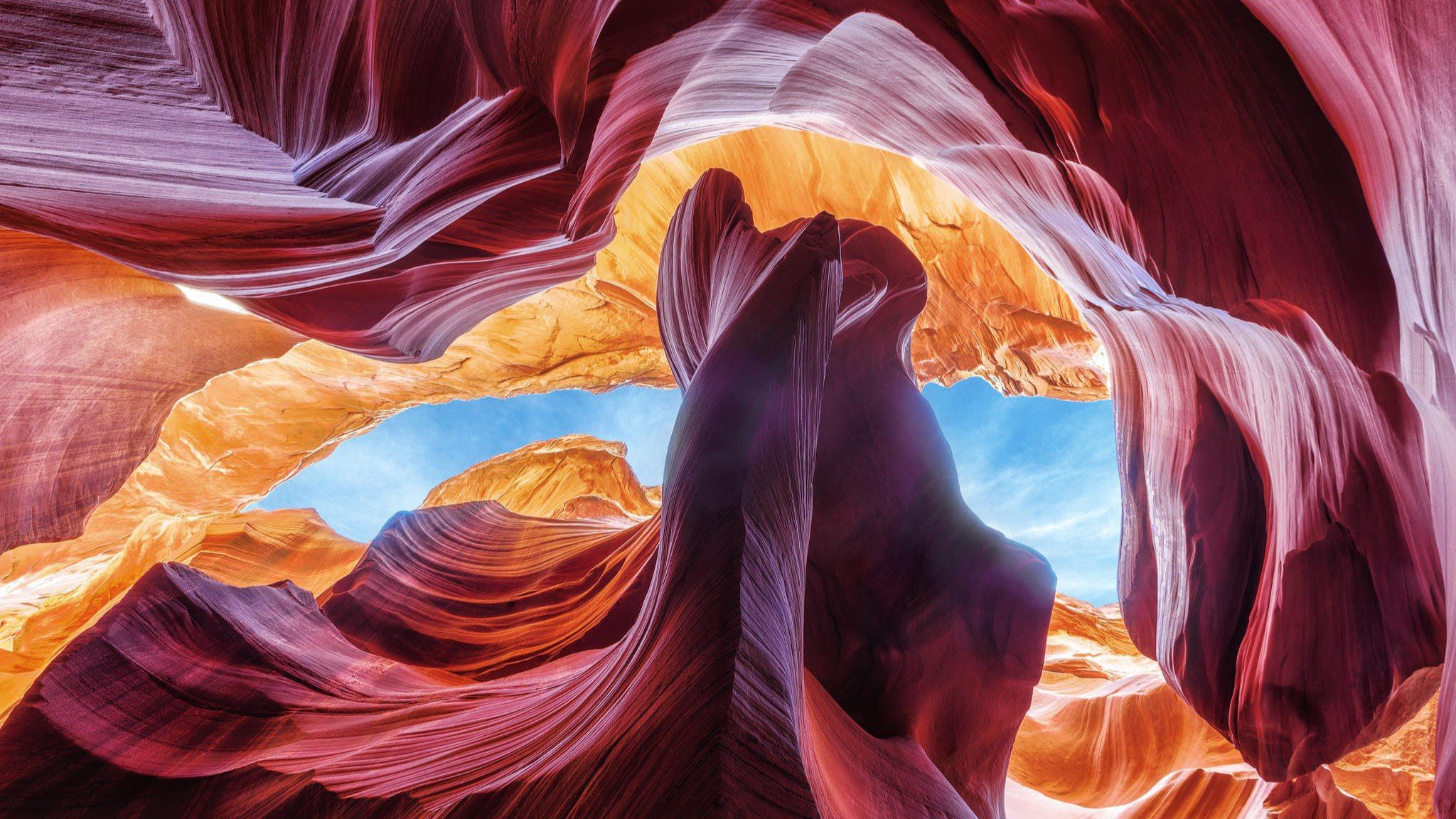 Antelope Canyon Images