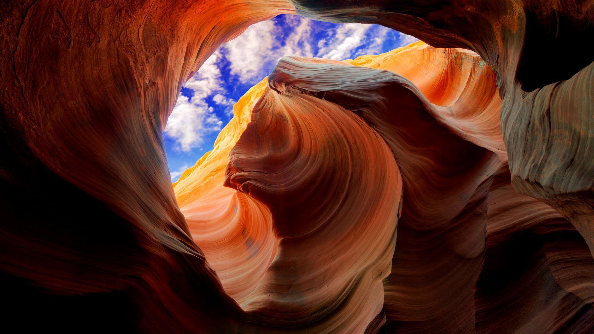 Antelope Canyon In High Resolution