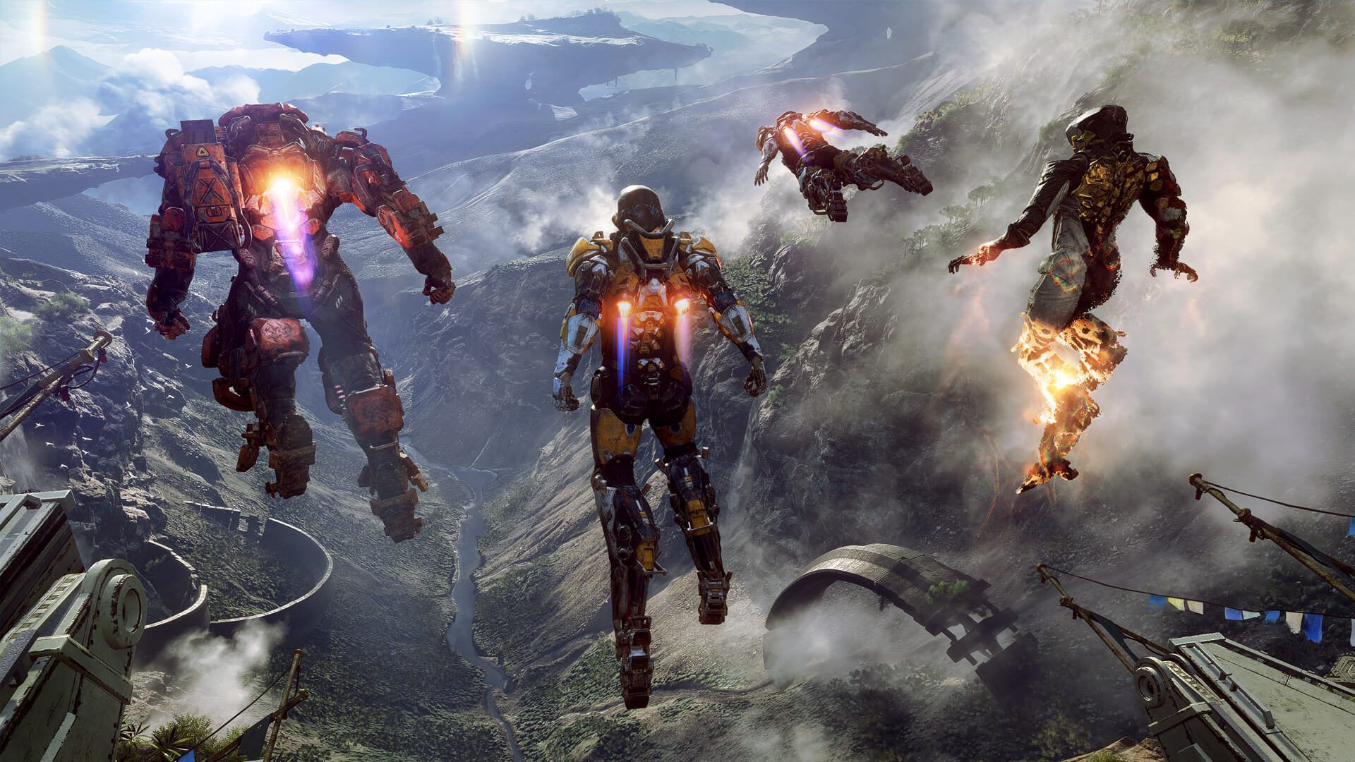 Anthem Wallpaper Pack