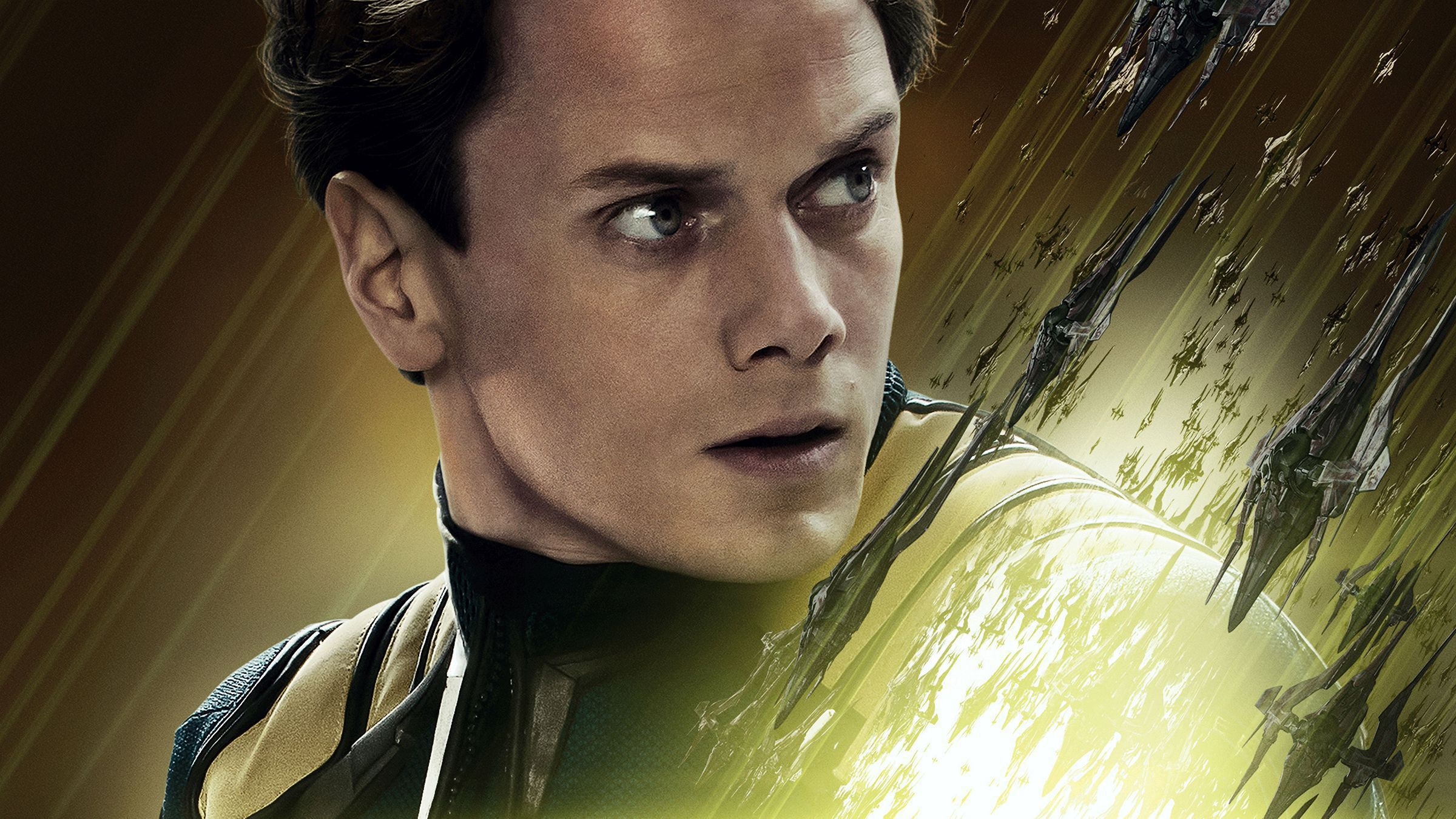 Anton Yelchin Wallpaper Pack