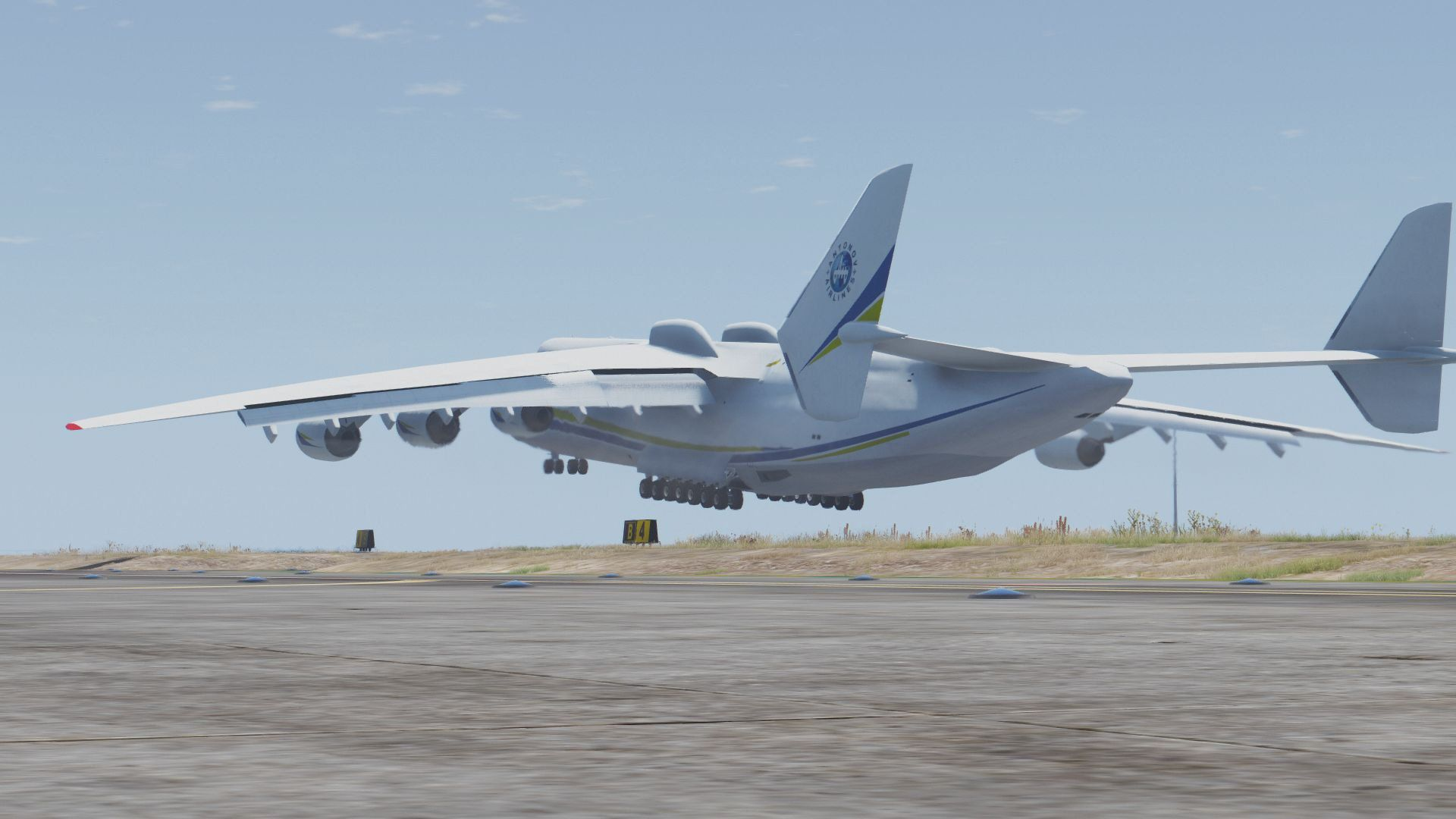 Antonov An 225 HD Wallpaper