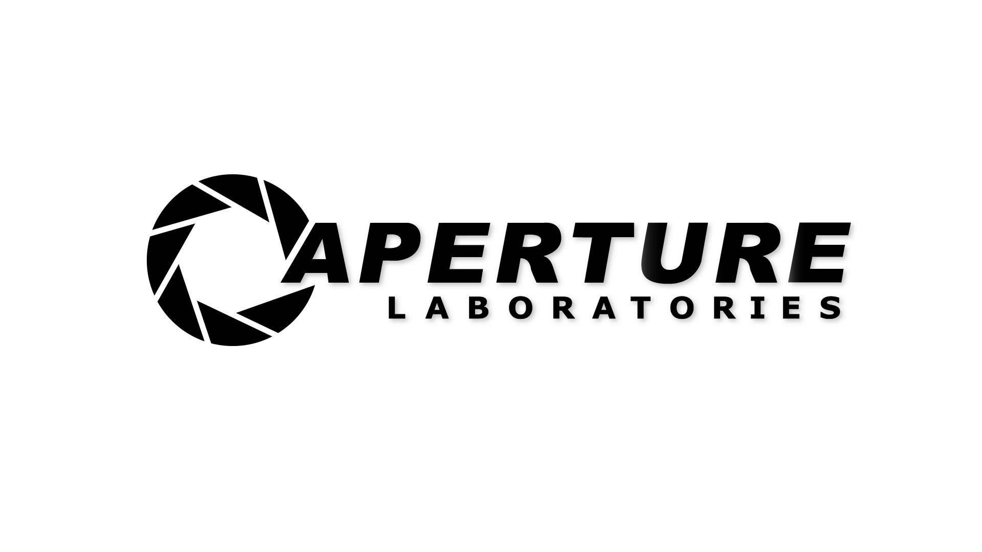 Aperture Science Widescreen