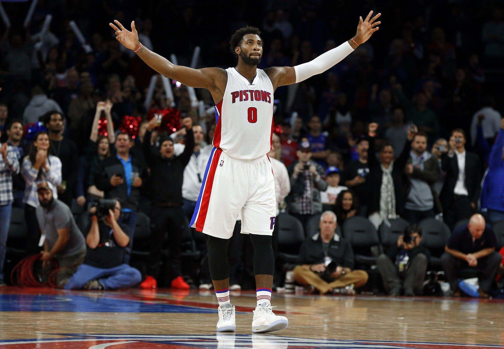Picture Andre Drummond