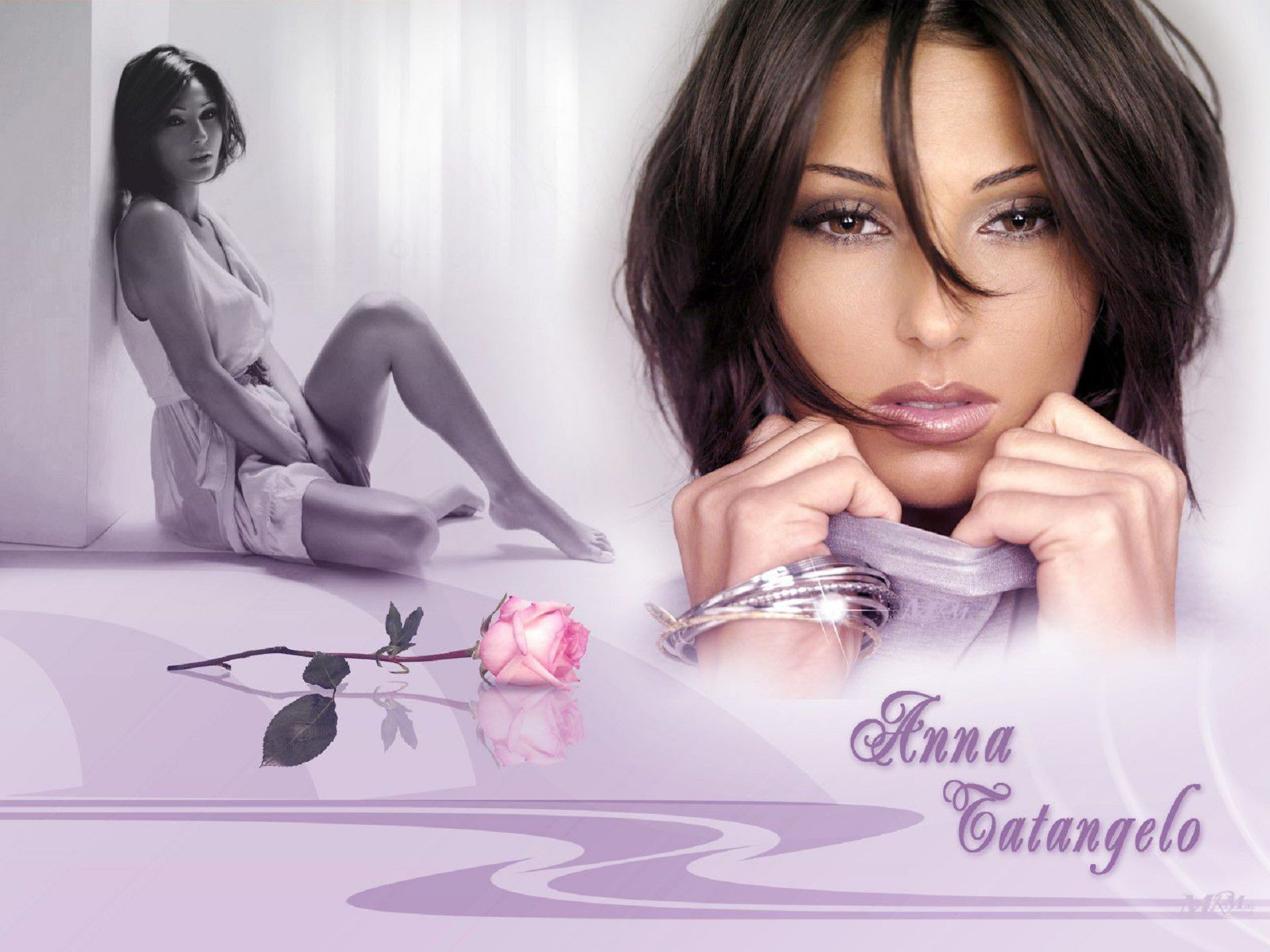 Picture Anna Tatangelo