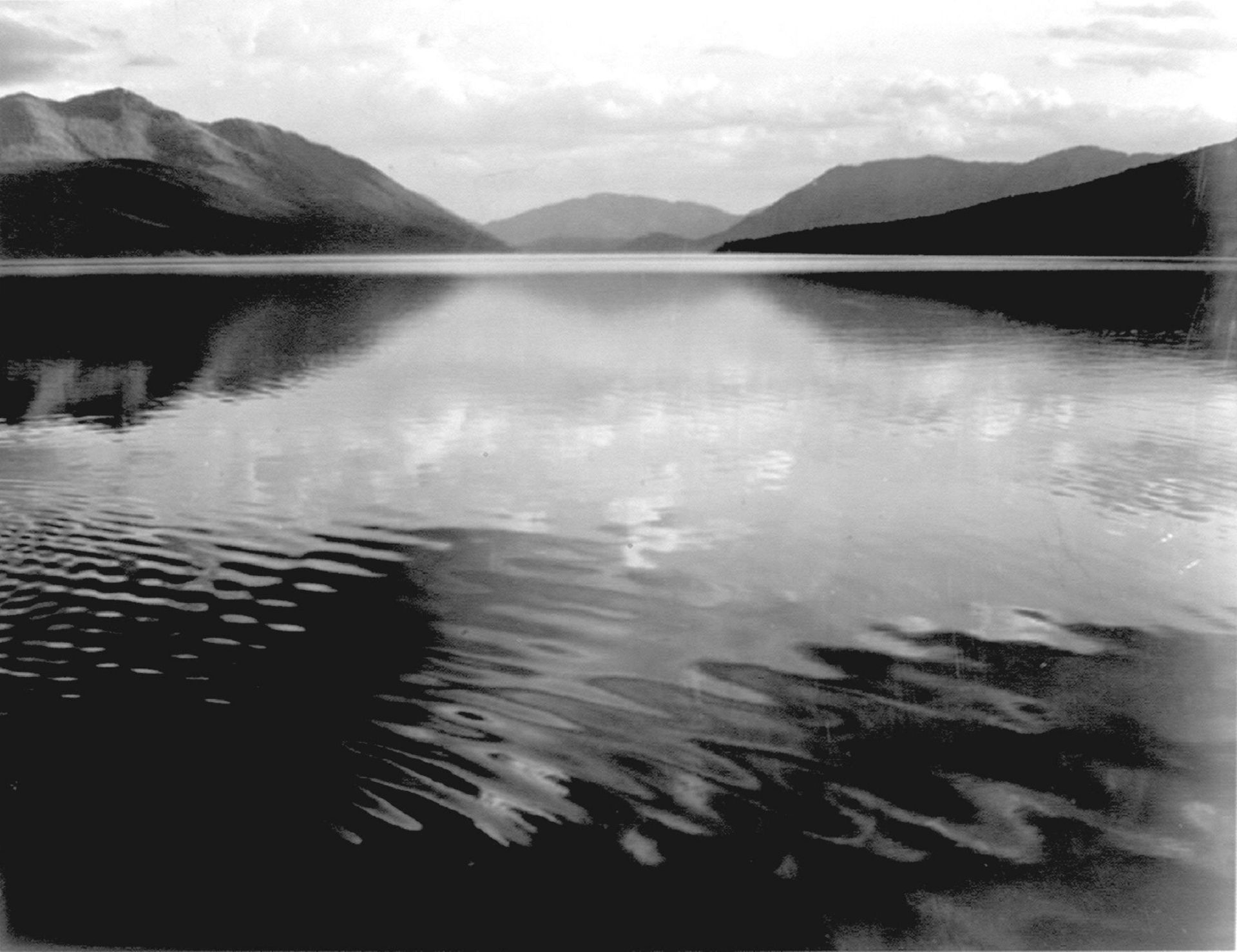 Picture Ansel Adams