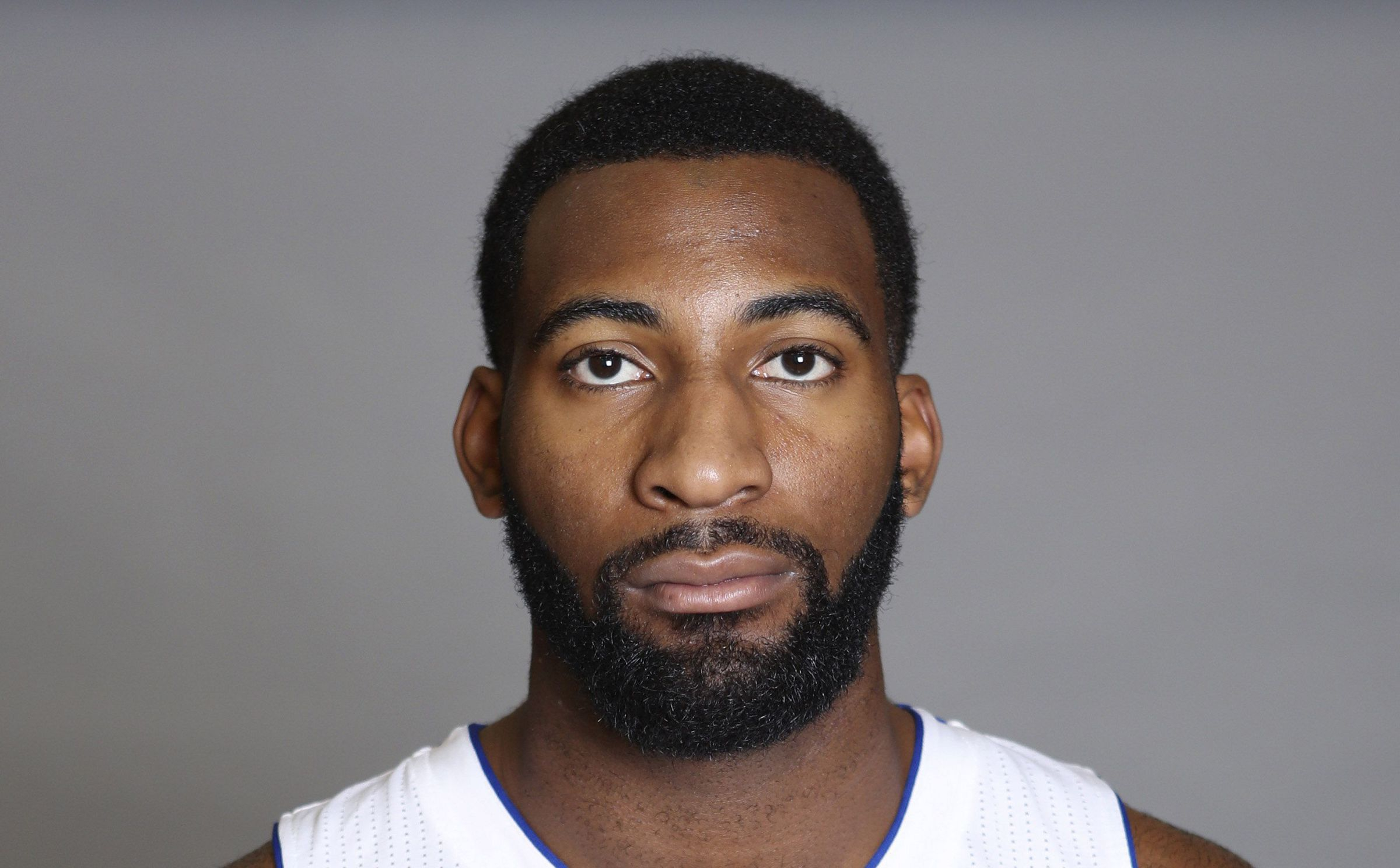 Wide Andre Drummond